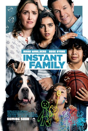 Instant Family - Movie Poster (thumbnail)