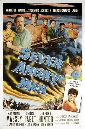 Seven Angry Men - Movie Poster (thumbnail)