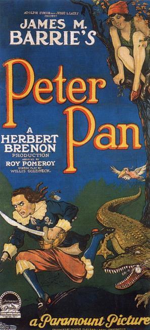Peter Pan - Movie Poster (thumbnail)