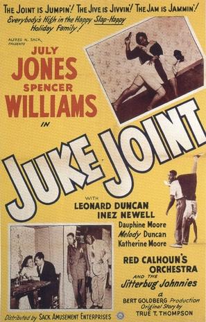 Juke Joint - Movie Poster (thumbnail)