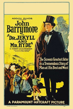 Dr. Jekyll and Mr. Hyde - Australian Movie Poster (thumbnail)