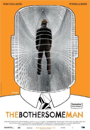 Den brysomme mannen - Norwegian Movie Poster (thumbnail)