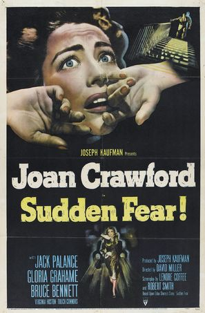 Sudden Fear - Movie Poster (thumbnail)