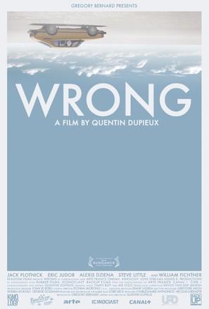 Wrong - Movie Poster (thumbnail)