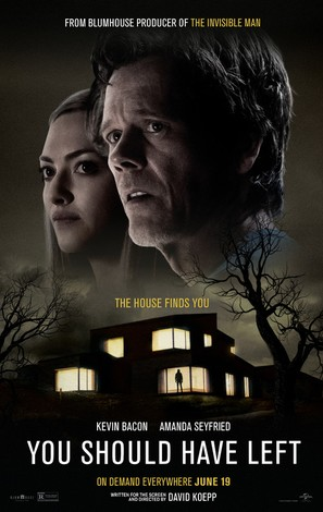 You Should Have Left - Movie Poster (thumbnail)