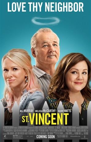 St. Vincent - Movie Poster (thumbnail)