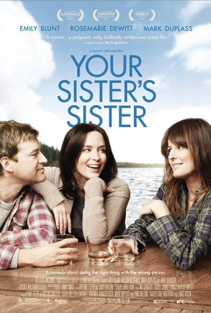 Your Sister's Sister - Movie Poster (thumbnail)