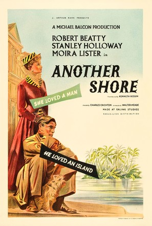 Another Shore - British Movie Poster (thumbnail)