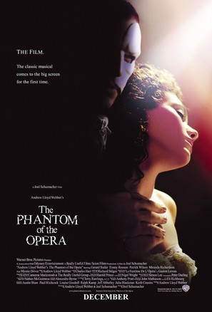 The Phantom Of The Opera - Movie Poster (thumbnail)