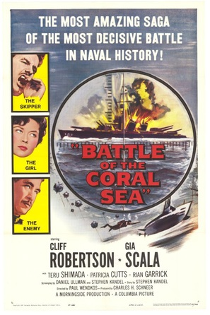 Battle of the Coral Sea - Movie Poster (thumbnail)
