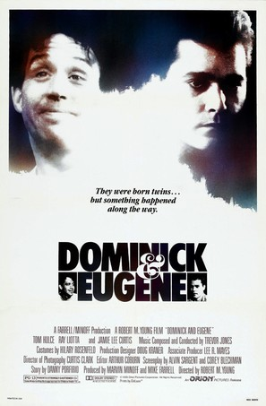 Dominick and Eugene - Movie Poster (thumbnail)