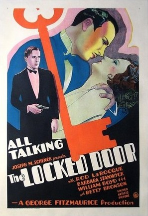 The Locked Door - Movie Poster (thumbnail)