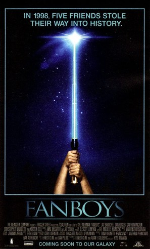 Fanboys - poster (thumbnail)