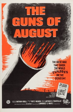 The Guns of August - Movie Poster (thumbnail)