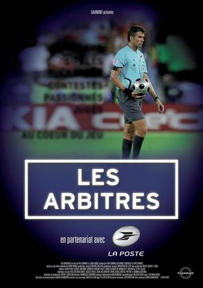 Les arbitres - French Movie Poster (thumbnail)