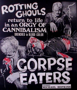 Corpse Eaters - Movie Poster (thumbnail)