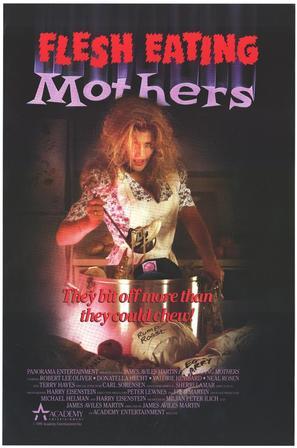 Flesh Eating Mothers - Movie Poster (thumbnail)