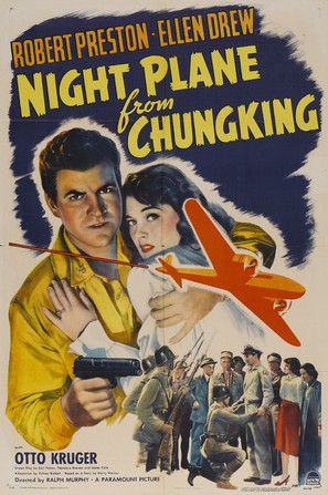 Night Plane from Chungking - Movie Poster (thumbnail)