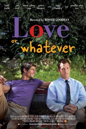 Love or Whatever - Movie Poster (thumbnail)