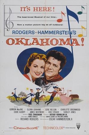Oklahoma! - Movie Poster (thumbnail)