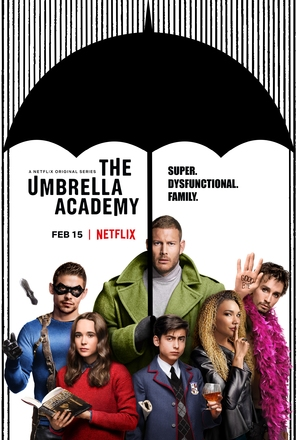 """The Umbrella Academy"" - Movie Poster (thumbnail)"