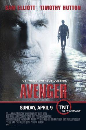 Avenger - Movie Poster (thumbnail)