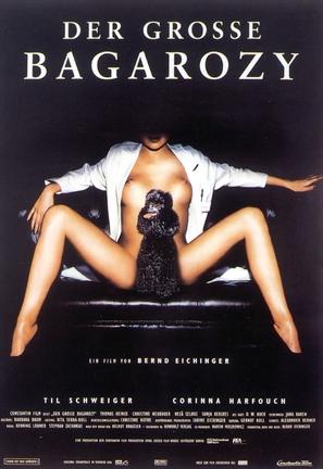Grosse Bagarozy, Der - German Movie Poster (thumbnail)
