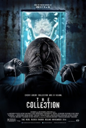 The Collection - Movie Poster (thumbnail)