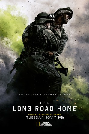 """The Long Road Home"" - Movie Poster (thumbnail)"