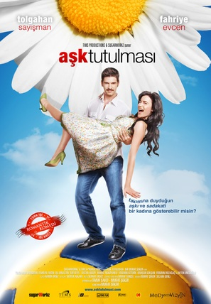 Ask tutulmasi - Turkish Movie Poster (thumbnail)