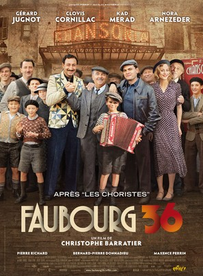 Faubourg 36 - French Movie Poster (thumbnail)