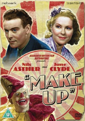 Make-Up - British DVD cover (thumbnail)