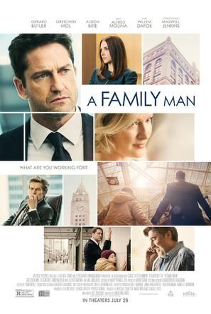 A Family Man - Movie Poster (thumbnail)