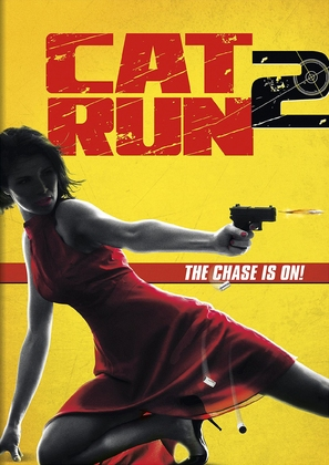 Cat Run 2 - DVD movie cover (thumbnail)