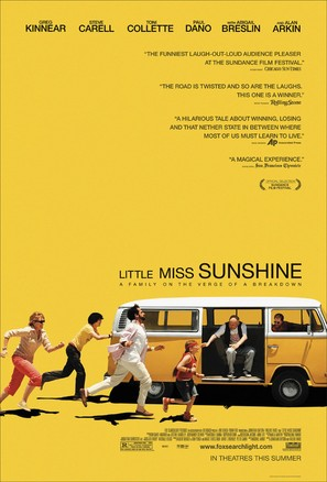 Little Miss Sunshine - Movie Poster (thumbnail)
