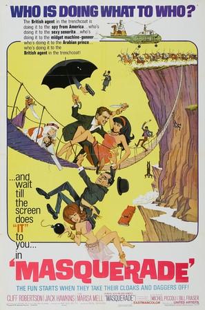 Masquerade - Movie Poster (thumbnail)