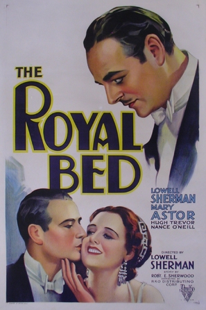 The Royal Bed - Movie Poster (thumbnail)
