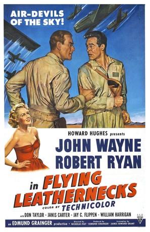 Flying Leathernecks - Movie Poster (thumbnail)