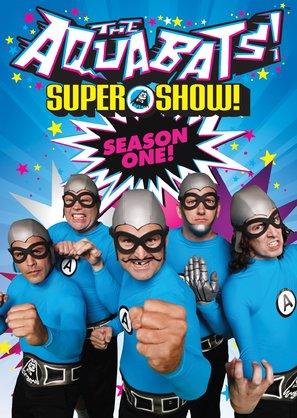 """""""The Aquabats! Super Show!"""" - DVD movie cover (thumbnail)"""