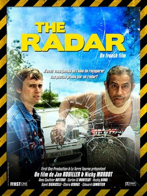 The Radar - French Movie Poster (thumbnail)
