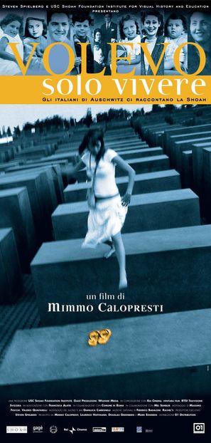 Volevo solo vivere - Italian poster (thumbnail)