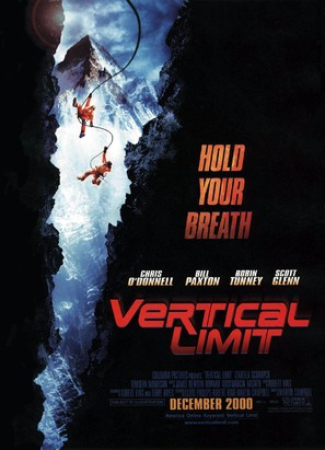 Vertical Limit - Movie Poster (thumbnail)