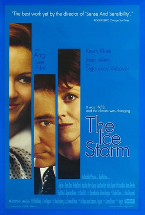 The Ice Storm - Movie Poster (thumbnail)