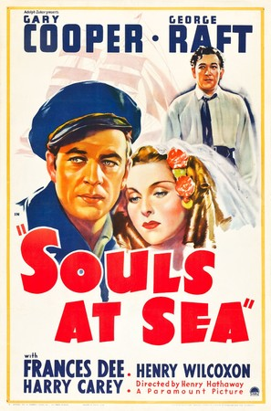 Souls at Sea - Movie Poster (thumbnail)