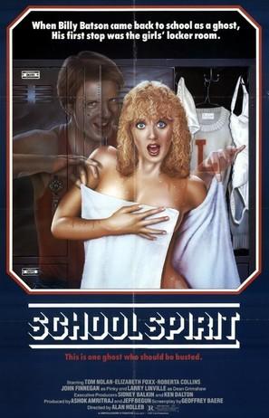 School Spirit - Movie Poster (thumbnail)