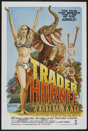 Trader Hornee - Movie Poster (thumbnail)