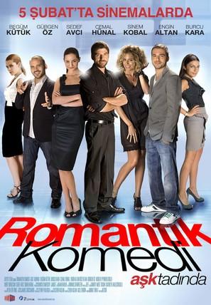 Romantik komedi - Turkish Movie Poster (thumbnail)