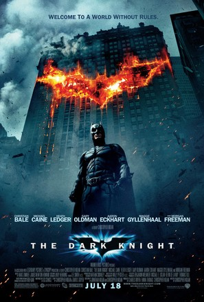 The Dark Knight - Movie Poster (thumbnail)