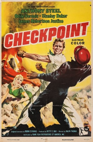 Checkpoint - Movie Poster (thumbnail)