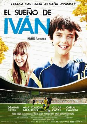 El sueño de Iván - Spanish Movie Poster (thumbnail)